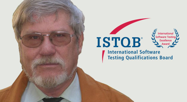 Harry Sneed - International Software Testing Excellence Award 2013